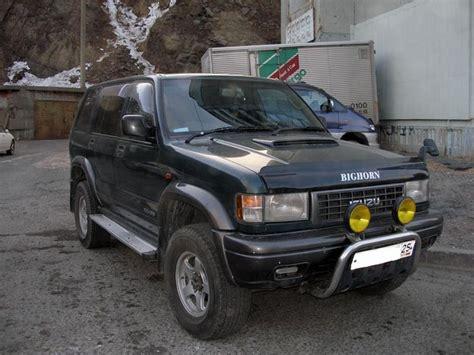 Isuzu Bighorn 1996, 3.1 литра, Хочу поделиться своими