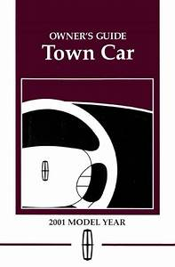 2001 Lincoln Town Car Owners Manual User Guide