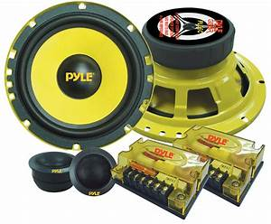 Pyle - Plg6c - Marine And Waterproof
