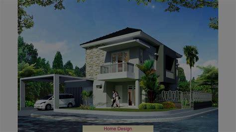 desain rumah minimalis hook  lantai desain rumah