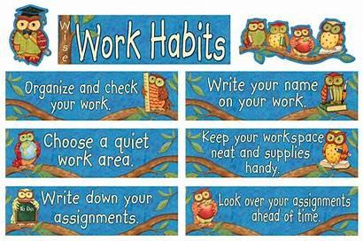 Habits Board Bulletin Winget Wise Susan Teacher