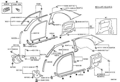 Toyota Parts Diagram by 2009 Toyota Corolla Parts Diagram Periodic