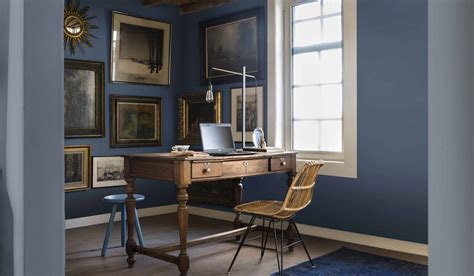 Kitchen Refurbishment Ideas - dulux colour of the year 2017 denim drift a smoky calming grey blue is set to make its way