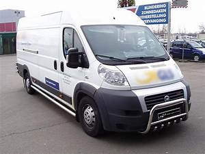 Peugeot Boxer Stainless Steel Chrome Nudge A
