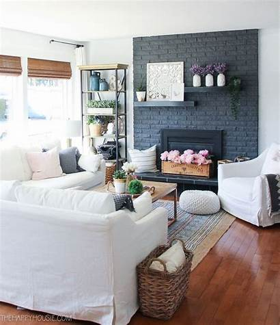 Farmhouse Living Bohemian Decorating Boho Chic Rooms