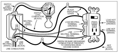 Wiring For Outlet Constantly Leviton Online