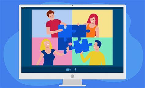 virtual  fun team building activities  remote teams