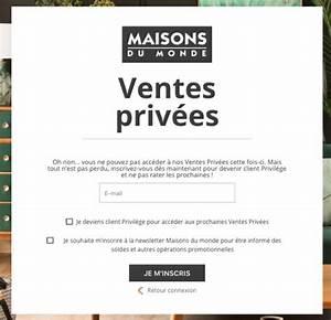Maison Du Monde Vente Privée 2017 : vente priv e maisons du monde t 2018 ce que vous devez savoir ~ Preciouscoupons.com Idées de Décoration