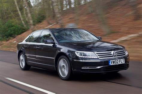 Volkswagen Phaeton 2003-2015 Review (2017)