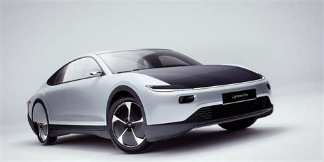 Voici la voiture du futur qui fonctionne à l'énergie ...