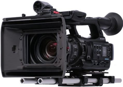 Sony Announce Pmw200 Professional Camcorder  The Orms