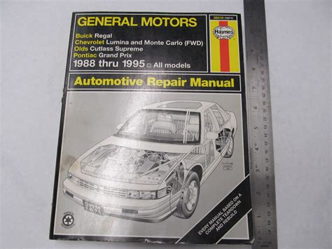 what is the best auto repair manual 1988 ford aerostar engine control 1988 1995 haynes gm automotive repair manual green bay propeller marine llc