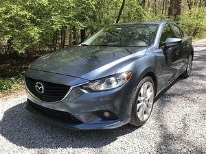 Fs  2015 Mazda 6 Itouring With 6 Spd  Manual Transmission