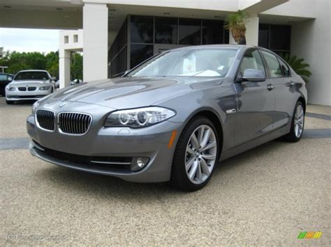 Bmw Space Grey by 2011 Space Gray Metallic Bmw 5 Series 535i Sedan 45280940