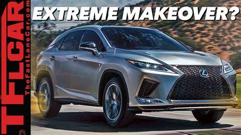 Lexus Rx Photo by The New 2020 Lexus Rx Hides One Secret