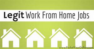 How to Get Legi... Work From Home Jobs