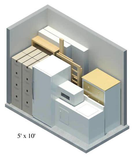 Lock N Roll Storage · Storage Building Size Guide