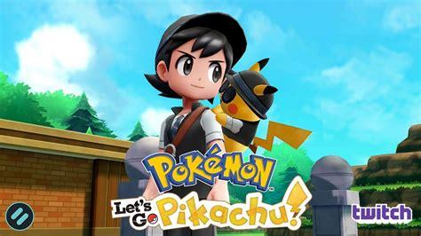 Select Bonus Pokemon Let S Go Pikachu Filling My