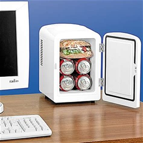 gifts for desk at work amazon com micro cool mini fridge kitchen small