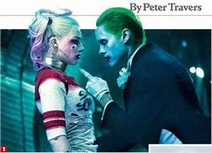 Suicid Squad Joker : new look at the joker and harley quinn in revealing suicide squad image ~ Medecine-chirurgie-esthetiques.com Avis de Voitures