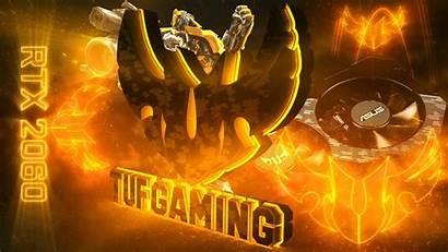 Tuf Asus Gaming Wallpapers Rtx Rog 2060