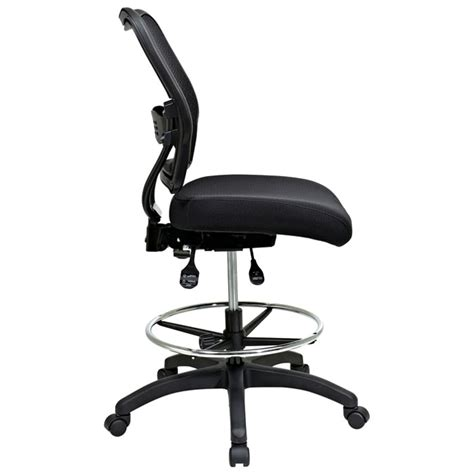 Deluxe Ergonomic Drafting Chair by Space Seating 13 Series Deluxe Ergonomic Drafting Chair