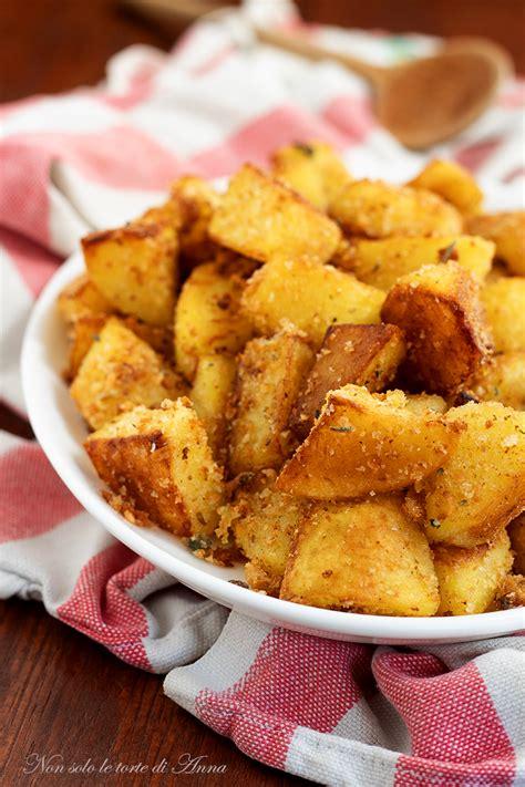 Patate sabbiose in padella   Ricetta patate in padella ...