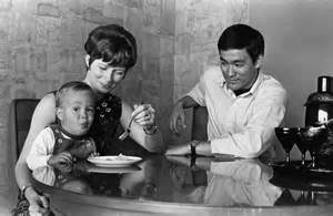 Bruce Lee Wife