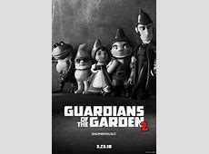Lots of parody posters for Sherlock Gnomes released