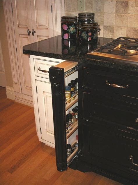 pull out spice racks for kitchen cabinets 17 best images about kraftmaid cabinetry on 9742