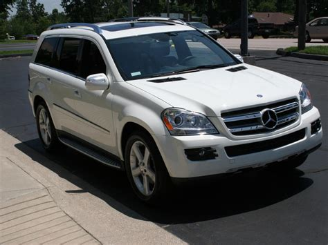 2009 Mercedes Benz Gl450
