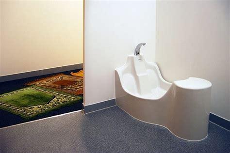 desain inspiratif tempat wudhu minimalis  rumah