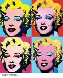 Andy Warhol - Marilyn Monroe #warhol #paintings #art ...