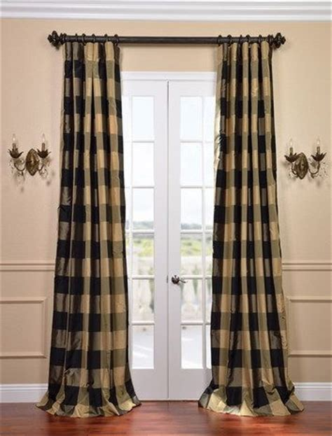 Plaid Curtains And Drapes - 1000 ideas about plaid curtains on priscilla