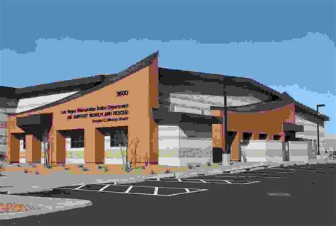 lvmpd search  rescue hangar kga architecture