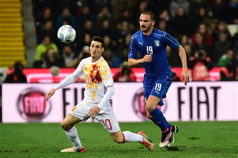 After a strong opening gambit from italy, they are now looking the more likely to open the scoring at wembley. En direct - Amical : Italie-Espagne