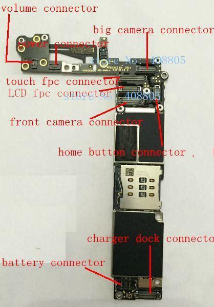 setslotpcs full set  iphone    lcd touch