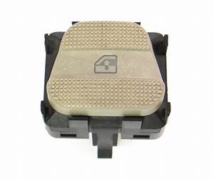 Power Window Switch 93-99 Vw Jetta Gti Golf Cabrio - Genuine