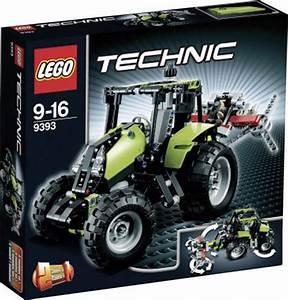 Lego Technic Kaufen : lego technic 9393 traktor kaufen ~ Jslefanu.com Haus und Dekorationen