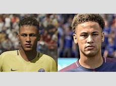 Salah, Ramos & Neymar FIFA 19 players new faces Photos