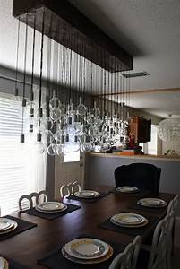 Shabby Chic Kitchen Ceiling Lights 25 Fantastic Diy Chandelier Ideas And Tutorials Hative