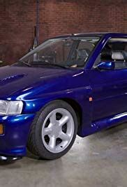 wheeler dealers  ford escort rs cosworth tv episode