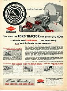 761 Best Images About Ford Tractors On Pinterest