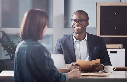 Interview Feedback Giving Job Coworkers Conversation Observation