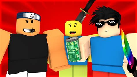 5 Types Of Murderers In Roblox