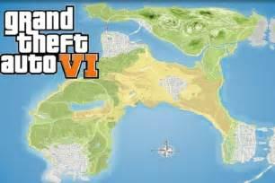 Gta 6 Location Map
