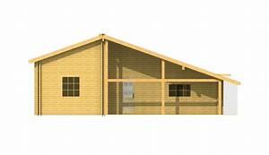 Maison En Bois En Kit Tarif : maison bois en kit maison bois dana ~ Premium-room.com Idées de Décoration