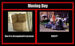Funny Moving Day Memes- For Sanity's Sake
