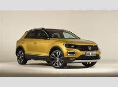 2017 Volkswagen TRoc prices, specs and release date