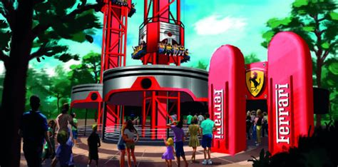 Ferrari Land Portaventura World Holidays In 2018 2019